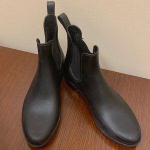J. Crew Chelsea Matte Rain Boots